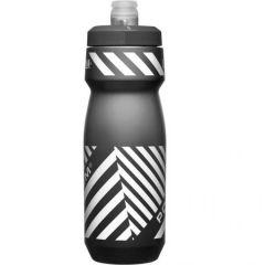 CamelBak bidon Podium+ Bottle 0,71l, Black-Stripe/Črna-črte